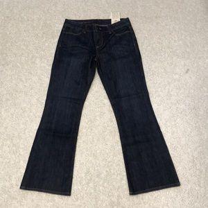 Talbots 6P Signature Bootcut Jeans